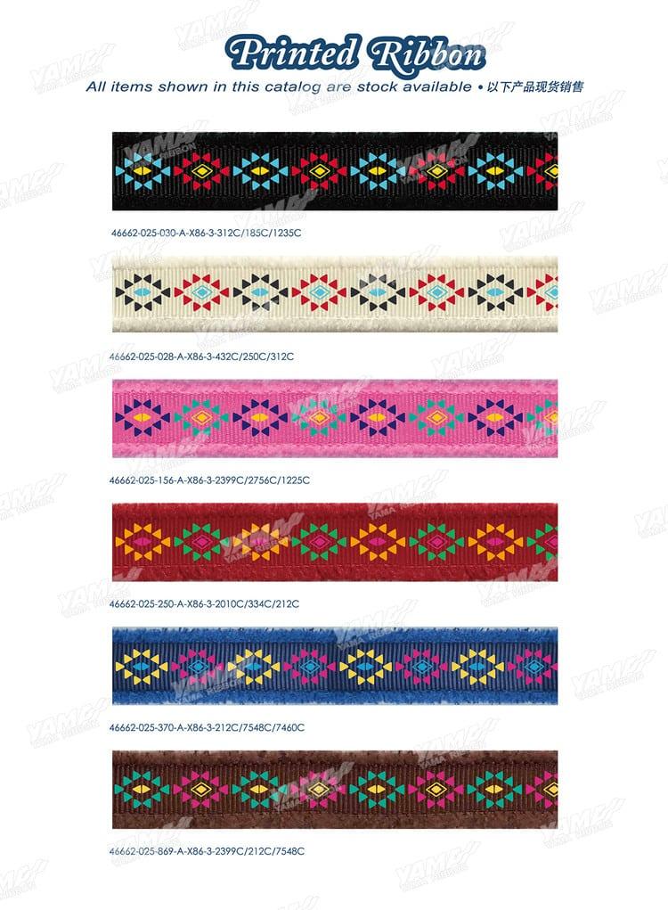 woven ribbon